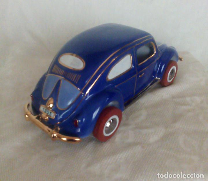 Antigüedades: WOLKSWAGEN BEETLE 1955 - PORCELANAS PRISE COLLECTION (SEGOVIA). - Foto 3 - 221456207
