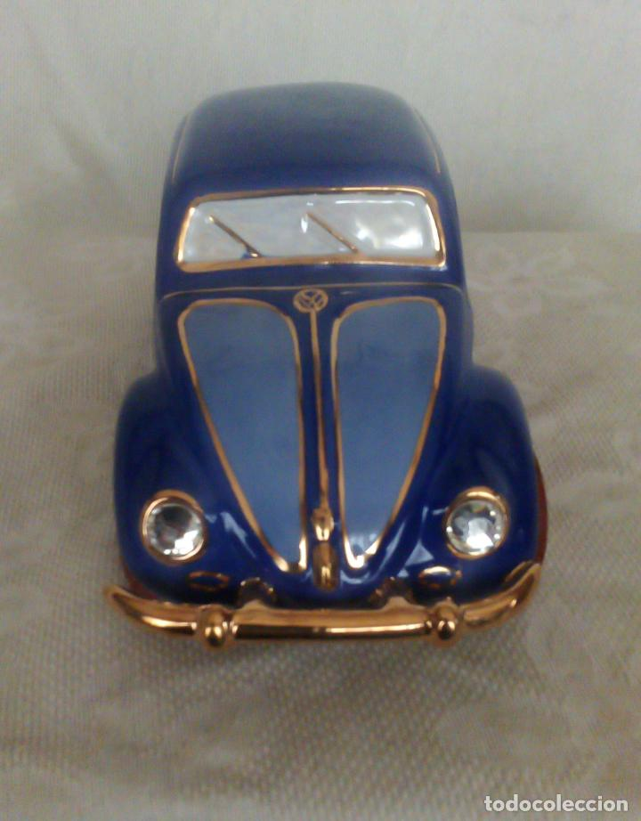 Antigüedades: WOLKSWAGEN BEETLE 1955 - PORCELANAS PRISE COLLECTION (SEGOVIA). - Foto 4 - 221456207