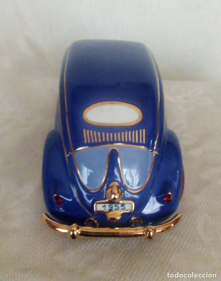 Antigüedades: WOLKSWAGEN BEETLE 1955 - PORCELANAS PRISE COLLECTION (SEGOVIA). - Foto 5 - 221456207