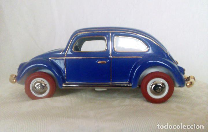 Antigüedades: WOLKSWAGEN BEETLE 1955 - PORCELANAS PRISE COLLECTION (SEGOVIA). - Foto 6 - 221456207
