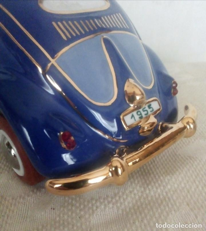Antigüedades: WOLKSWAGEN BEETLE 1955 - PORCELANAS PRISE COLLECTION (SEGOVIA). - Foto 9 - 221456207