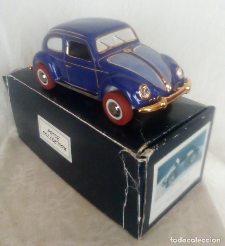 Antigüedades: WOLKSWAGEN BEETLE 1955 - PORCELANAS PRISE COLLECTION (SEGOVIA). - Foto 1 - 221456207
