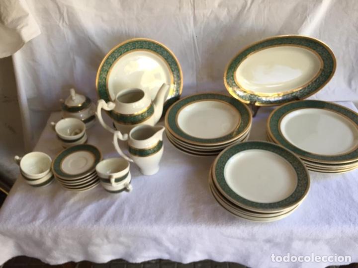 RESTO VAJILLA DE LA CARTUJA (Antigüedades - Porcelanas y Cerámicas - La Cartuja Pickman)