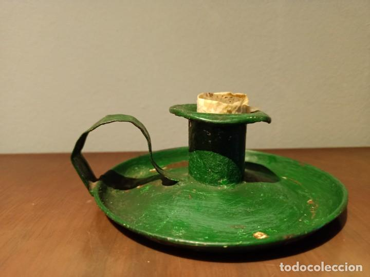 Antigüedades: ANTIGUA PALMATORIA MITAD DEL SIGLO XX - Foto 5 - 221471628