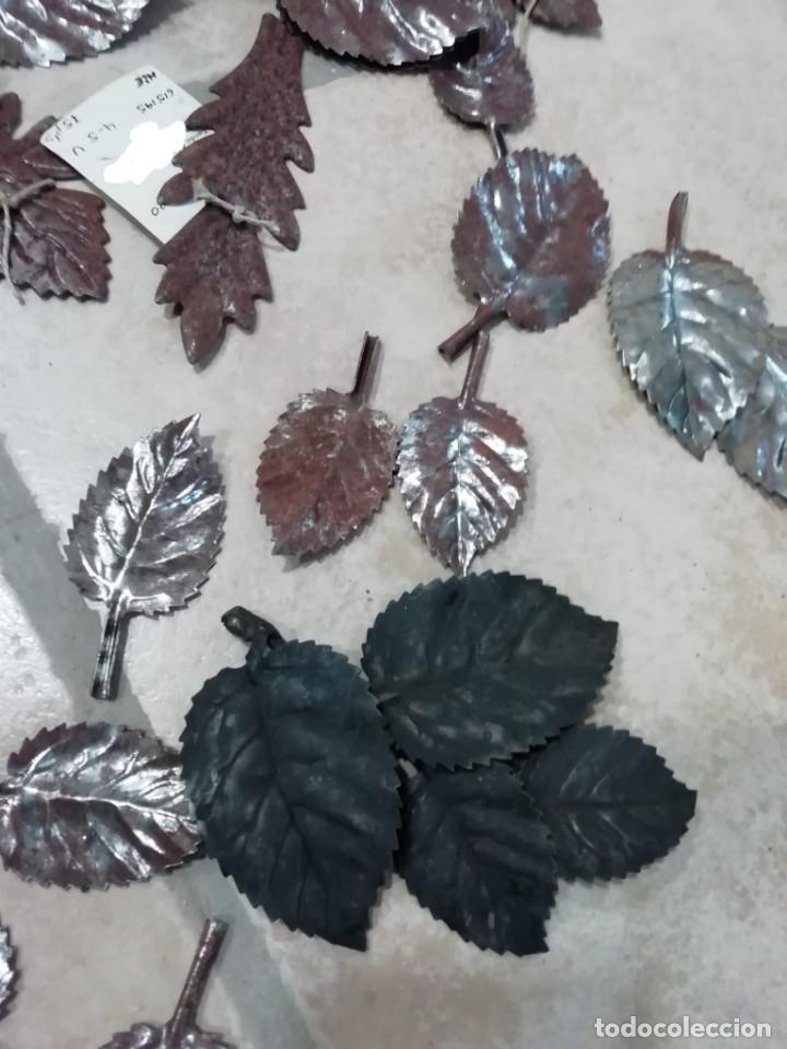 Antigüedades: lote de 62 hojas de chapa - Foto 8 - 221448397