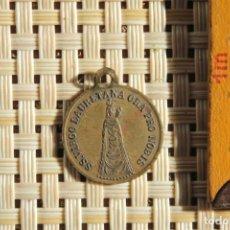Antigüedades: VIRGEN LAURETANA / CONGREGACION UNIVERSAL 1883, MEDALLA RELIGIOSA. Lote 221573688