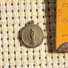 Antigüedades: ANTIGUA MEDALLA RELIGIOSA,. Lote 221574572