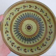 Antigüedades: PLATO 20 CENTIMETROS DE DIAMETRO. Lote 221579707