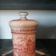 Antigüedades: BOTE DE CERAMICA DE LA CARTUJA. PICKMAN S.A.. Lote 221581947