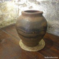 Oggetti Antichi: ANTIGUA PEQUEÑA TINAJA DE CALANDA.. Lote 221613865