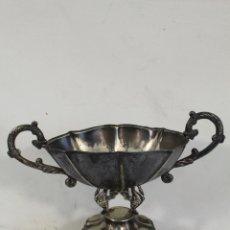 Antigüedades: COPA TROFEO DE ALPACA. Lote 221632283