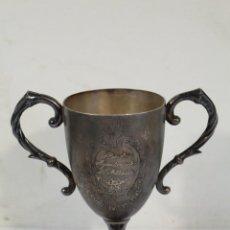 Antigüedades: COPA TROFEO ILUSTRE AYUNTAMIENTO DE ALBAIDA 1940. Lote 221632341