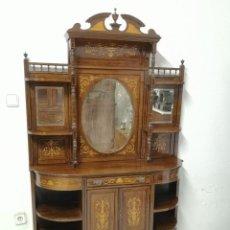 Antigüedades: APARADOR EDUARDIANO 1890-1900. Lote 221649508