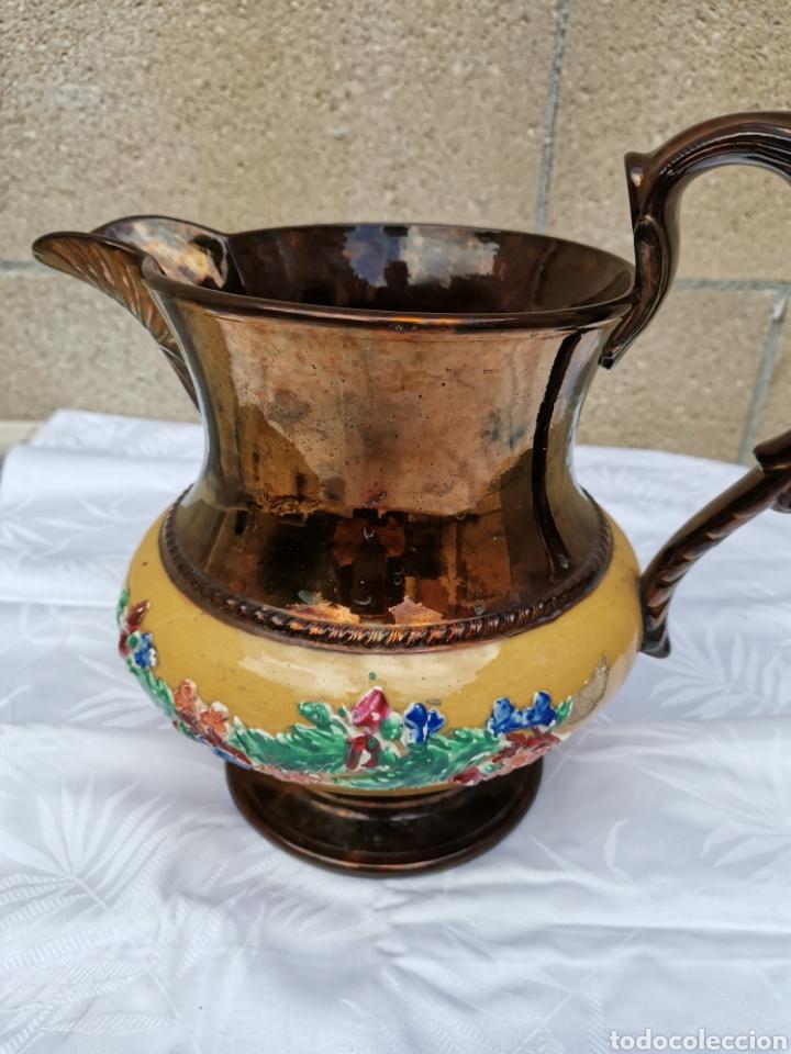 Antigüedades: Jarra Inglesa xix - Foto 5 - 221651868