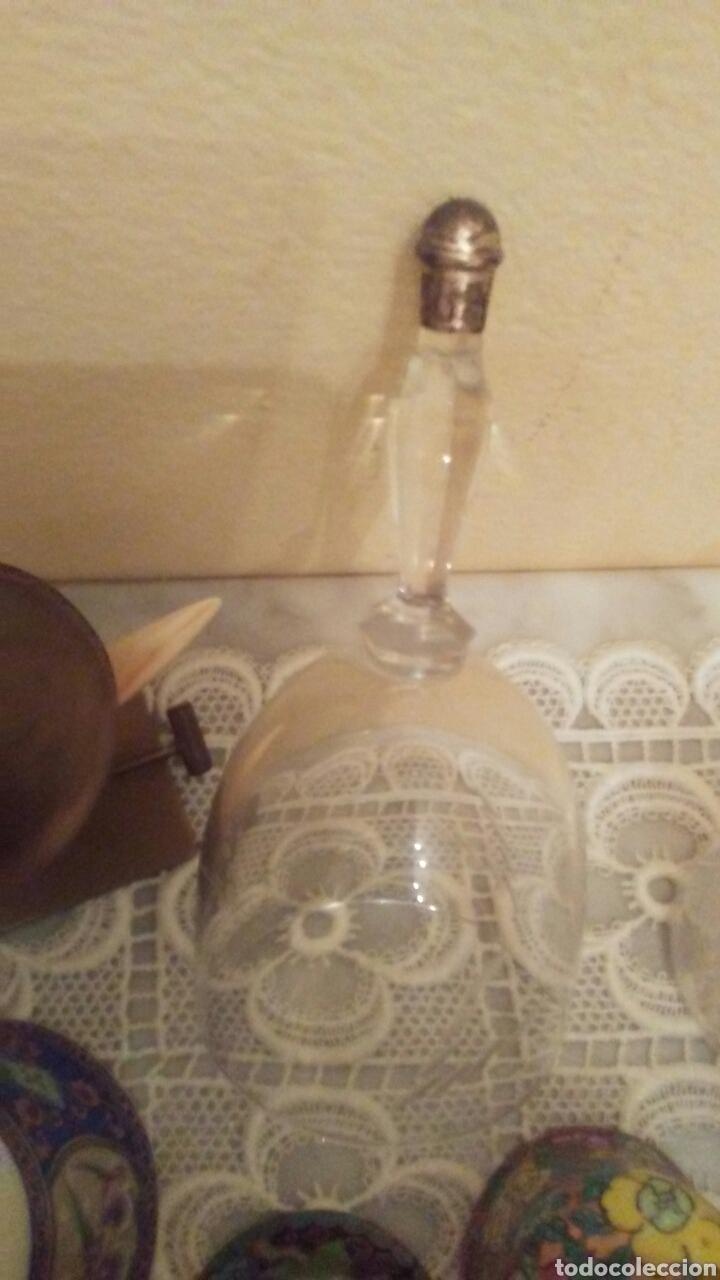 Antigüedades: Lote campanas surtido.(ver fotos y leer descripción) - Foto 9 - 221767756