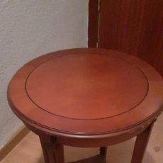 Antigüedades: MESA AUXILIAR DE FUMADOR. Lote 221785750