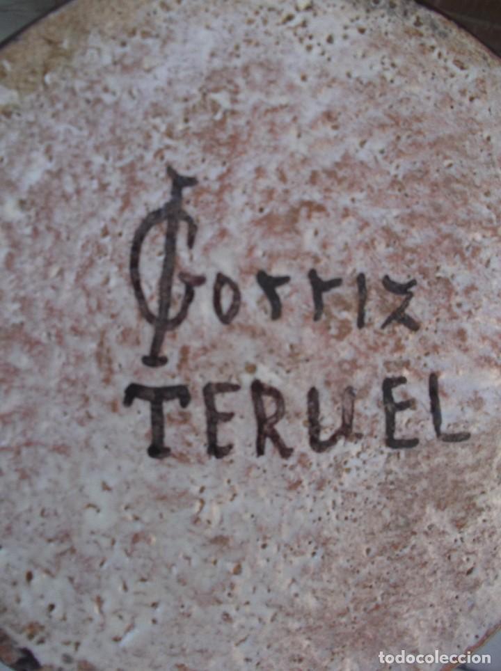 Antigüedades: JARRA DE GORRIZ - Foto 4 - 221870693