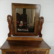 Antigüedades: TOCADOR RESTAURADO. Lote 221873592