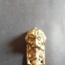 Antigüedades: APLIQUE DE BRONCE GRUTESCO. SIGLO XIX. Lote 221893830