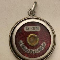 Antigüedades: RELICARIO LACRE - SANTA RAFAELA MARÍA - RELIQUIA EX CARNE - FUNDADORA ESCLAVAS SAGRADO CORAZÓN JESÚS. Lote 221979742