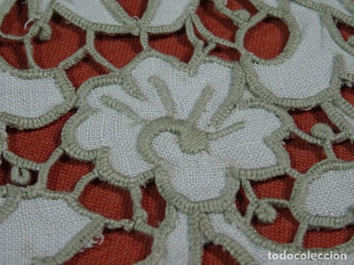 Antigüedades: Pareja de Tapetes Redondos - Foto 3 - 221998446
