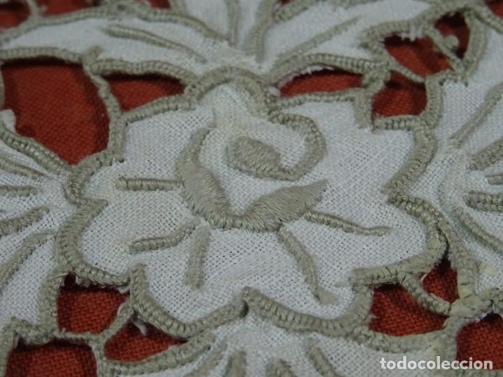 Antigüedades: Pareja de Tapetes Redondos - Foto 4 - 221998446
