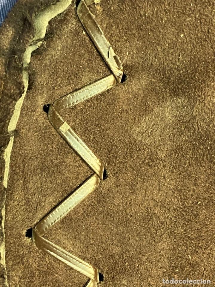 Antigüedades: SOMBRERO TIPO VAQUERO FIELTRO 15X35X37CMS - Foto 6 - 221998946