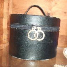 Antigüedades: BOLSO BULGARI PARFUMS. Lote 222082507