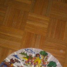 Antigüedades: ABANICO INFANTIL ,BLANCANIEVES. Lote 222089241