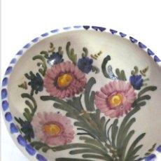 Antigüedades: CUENCO CERAMICA DE TALAVERA. Lote 222110523