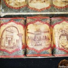 Antigüedades: JABONES ANTIGUOS CONSERVA SU OLOR DESPUÉS DE MÁS DE 60 AÑOS. Lote 222113820