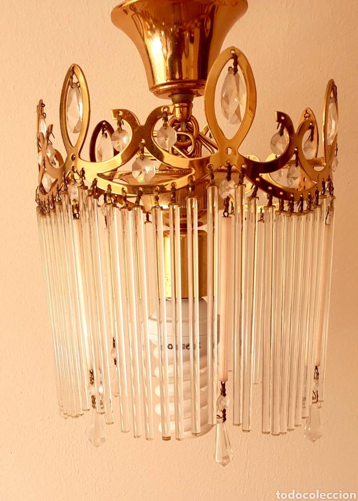 LÁMPARA DE TECHO (Antigüedades - Iluminación - Lámparas Antiguas)