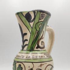 Antigüedades: JARRA CERÁMICA. DOMINGO PUNTER. 22CM. Lote 222121408