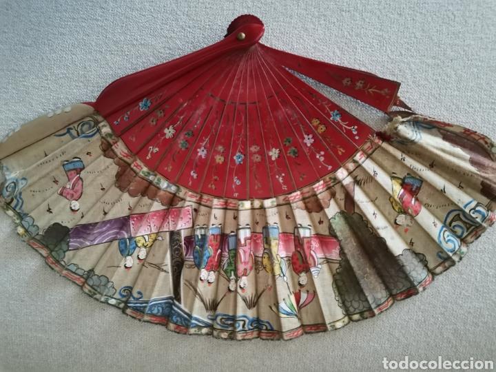 Antigüedades: Colección de abanicos - Foto 4 - 222132547