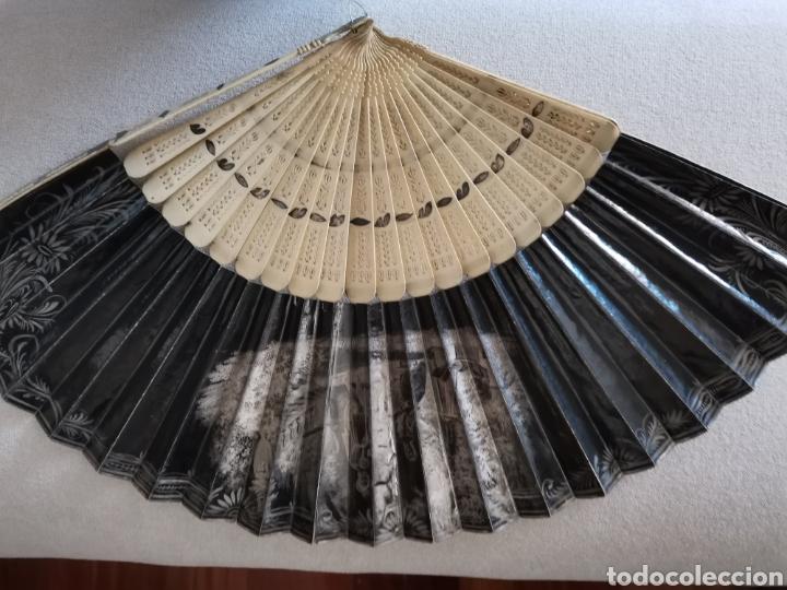 Antigüedades: Colección de abanicos - Foto 5 - 222132547