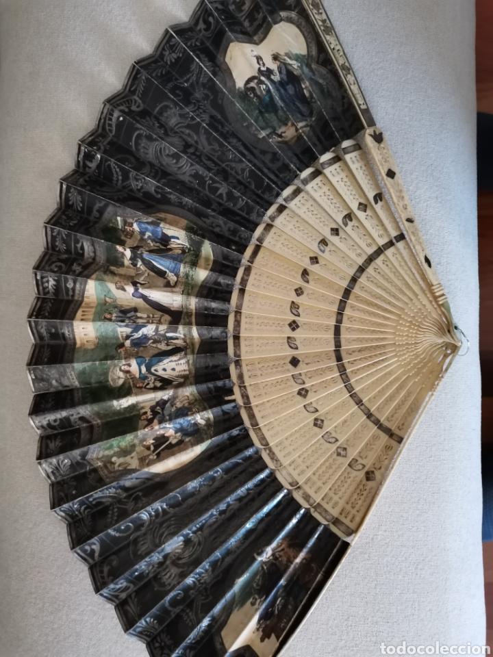 Antigüedades: Colección de abanicos - Foto 6 - 222132547