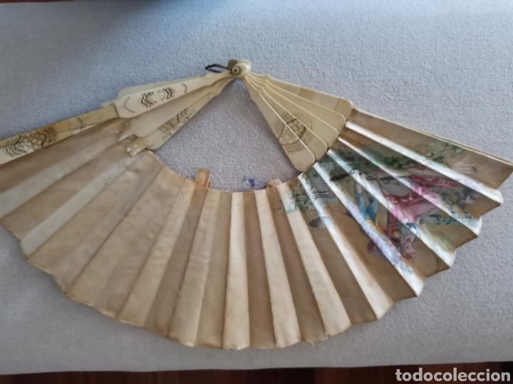 Antigüedades: Colección de abanicos - Foto 9 - 222132547