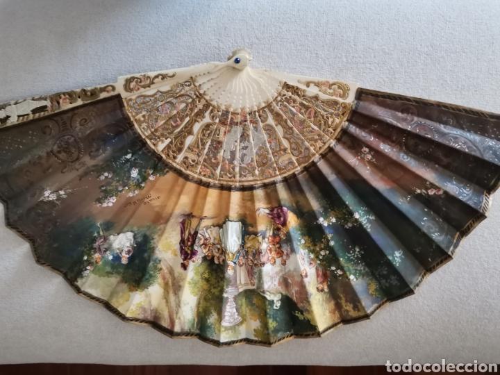 Antigüedades: Colección de abanicos - Foto 14 - 222132547