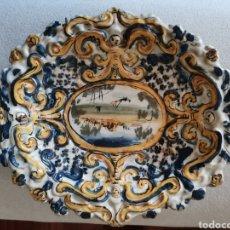 Antigüedades: PLATO ITALIANO XVII. Lote 222132872