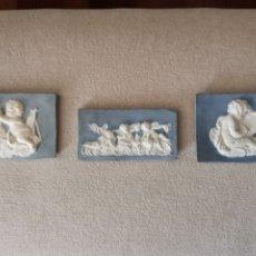 Antigüedades: CERAMICA WESTWOOD. Lote 222133352