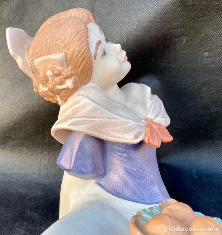 Antigüedades: MARCO GINER, figura Mujer Campesina Marco Giner - Foto 3 - 222177336
