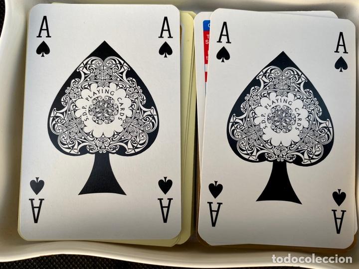 Antigüedades: WEDGWOOD. Cajita de bajaras de póker Wedgwood - Foto 5 - 222178967