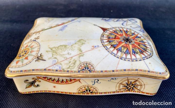 Antigüedades: WEDGWOOD. Cajita de bajaras de póker Wedgwood - Foto 8 - 222178967