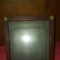 Antigüedades: MARCO ISABELINO PARA FOTOS DE CAOBA. Lote 222184466