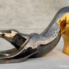 Antigüedades: MARCO GINER. FIGURA GUEPARDO MARCO GINER. Lote 222185963