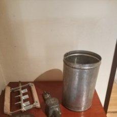 Antigüedades: MECANISMO HELADERA ELMA DE 3 LITROS. Lote 222229371