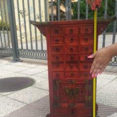 Antigüedades: IMPRESIONANTE JOYERO ORIENTAL DE MADERA DINASTIA QAJAR( 1796/1925. Lote 222233516