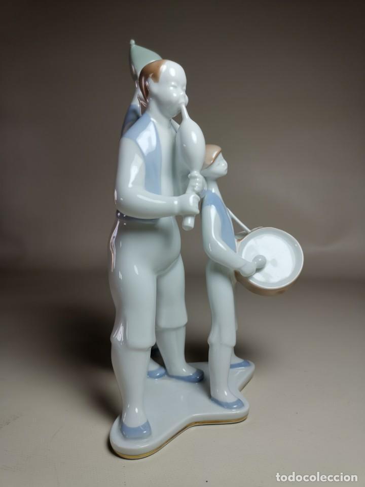 Antigüedades: FIGURA MUSICOS GAITEROS DE MOISES ALVAREZ-GALICIA - Foto 11 - 222246940