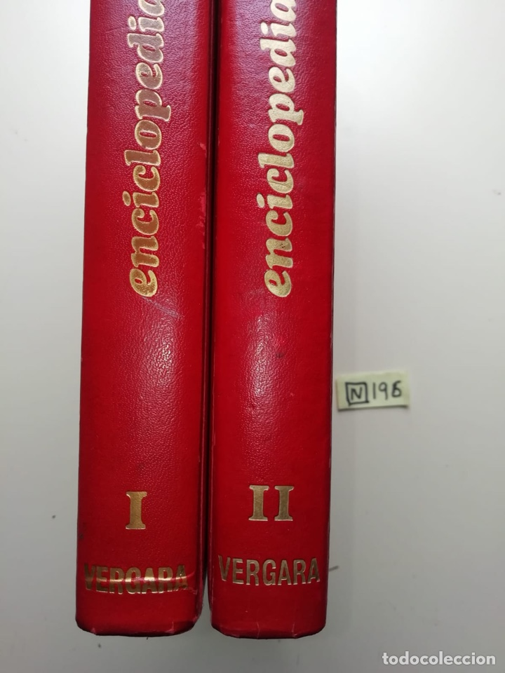 Antigüedades: ENCICLOPEDIA DE LA CAZA. 2 TOMOS. VERGARA, 1969. - Foto 2 - 222290152