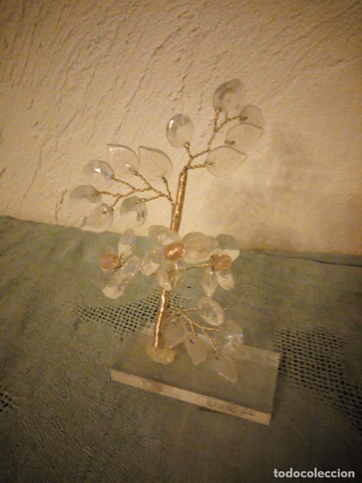 BONSAI ARTE EN CRISTAL DE MURANO AUSTRIACO - DE NURIA GRAU COLECCIÓN (Antigüedades - Cristal y Vidrio - Murano)
